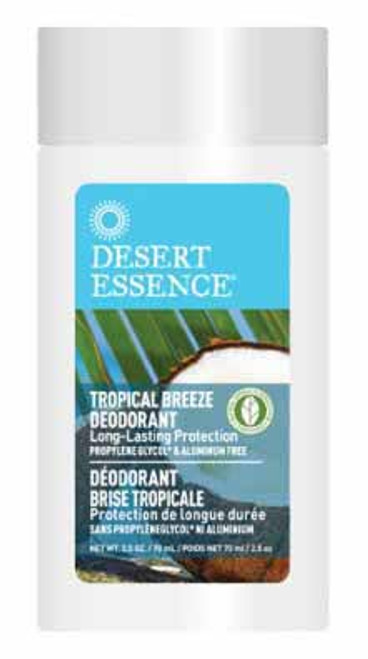 Desert Essence: Tropical Breeze Deodorant (70ml)