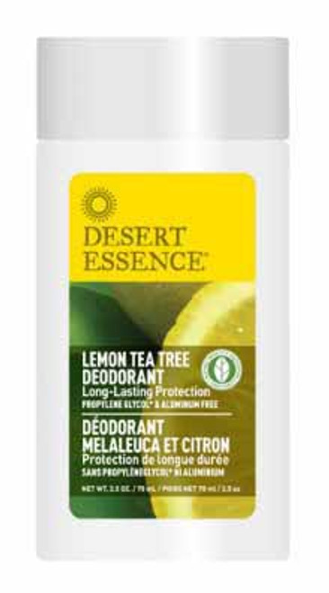 Desert Essence: Lemon Tea Tree Deodorant (70ml)