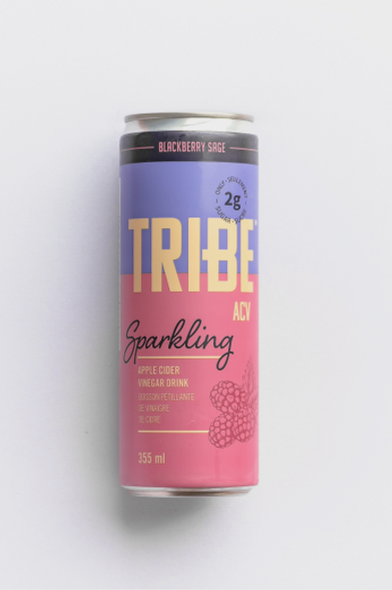 Tribe: Apple Cider Vinegar Drink - Blackberry Sage