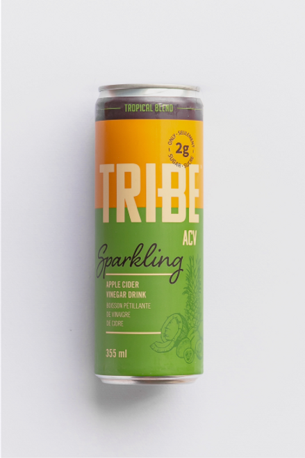 Tribe: Apple Cider Vinegar Drink - Tropical Blend