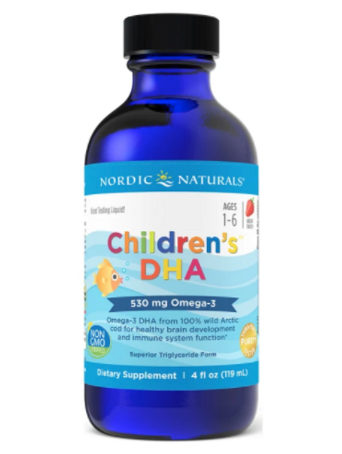Nordic Naturals: Children's DHA (119ml)