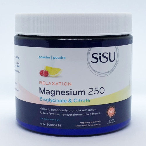 Sisu: Relaxation Magnesium - Raspberry Lemonade