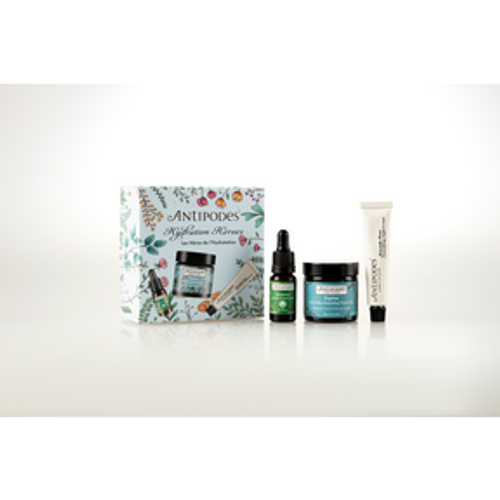 Antipodes: Hydration Heroes Kit