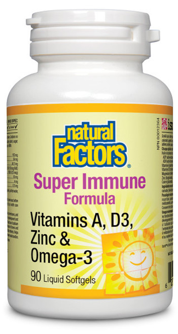 Natural Factors: Super Immune Formula