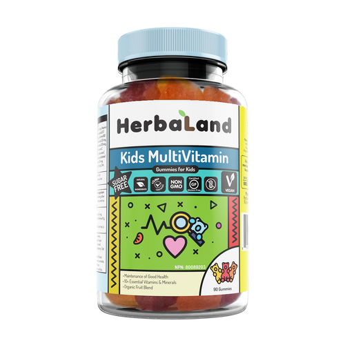 Herbaland: Kids Multivitamin
