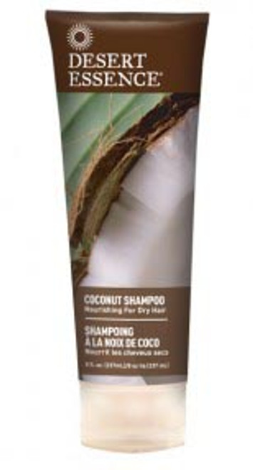 Desert Essence: Coconut Shampoo (237ml)