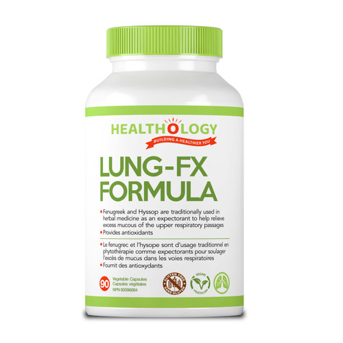 Healthology: Lung-FX Formula