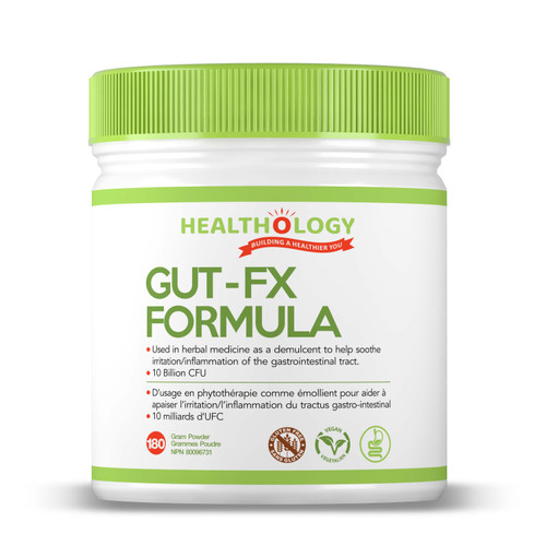 Healthology: Gut-FX Formula