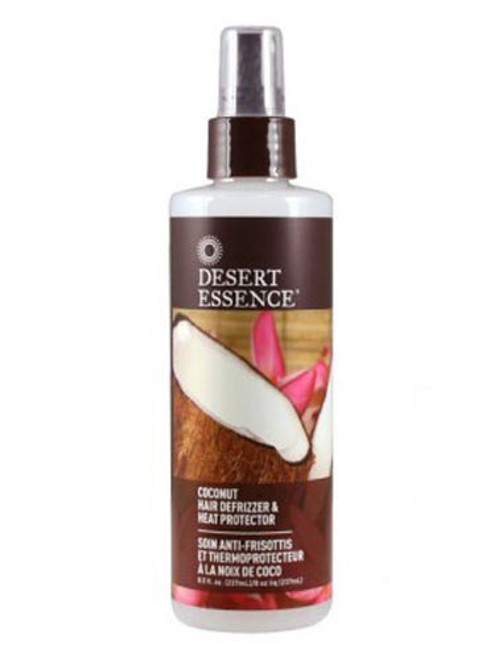 Desert Essence Organics: Coconut Heat Protector and Defrizzer (237ml)