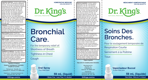Dr. King's Bronchial Care