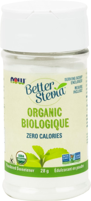 NOW Foods: Better Stevia - Organic (28g)