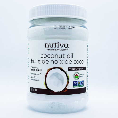 Nutiva: Virgin Coconut Oil (860ml)