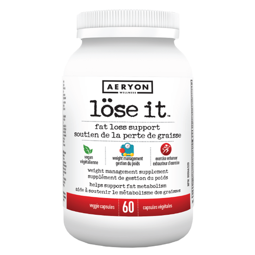 Aeryon Wellness: Lose It Fat Loss Support