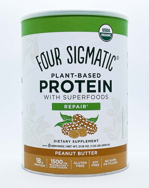 Four Sigmatic: Protein - Peanut Butter
