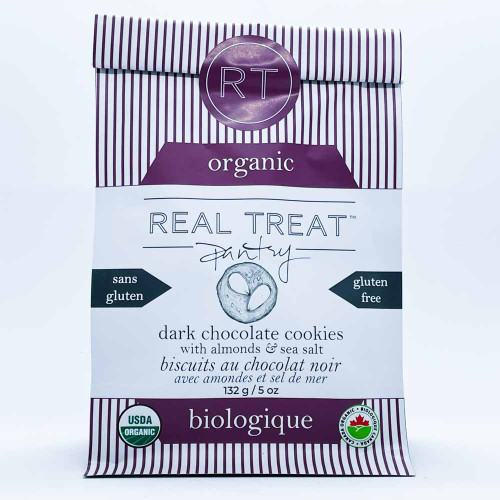 Organic Dark Chocolate Cookies