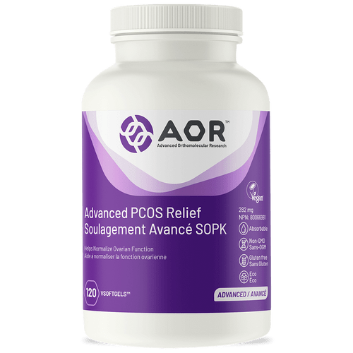 AOR: Advanced PCOS Relief