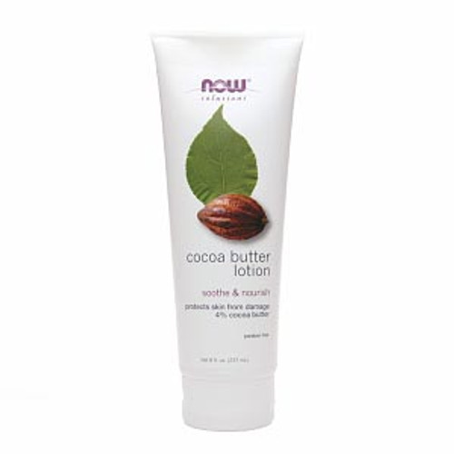 Now: Cocoa Butter Lotion (237ml)