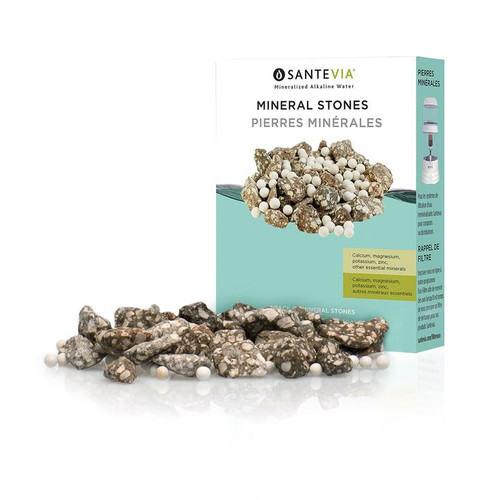Gravity System Mineral Stones