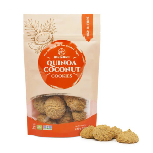 Quinoa Coconut Cookies