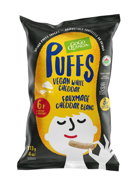 Puffs - Vegan White Cheddar