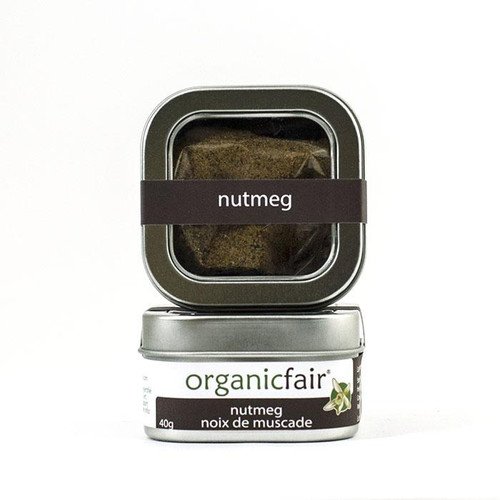 Organic Fair: Nutmeg Powder