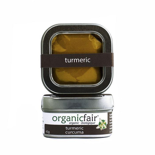 Organic Fair: Turmeric Powder