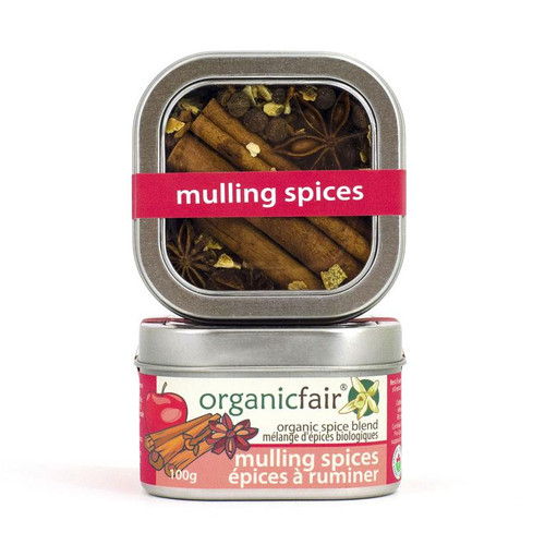 Organic Fair: Mulling Spices