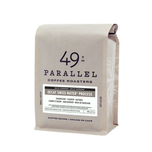 49th Parallel Coffee: Decaf Swiss Water Process