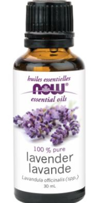 Now: 100% Pure Lavender Oil (30ml)