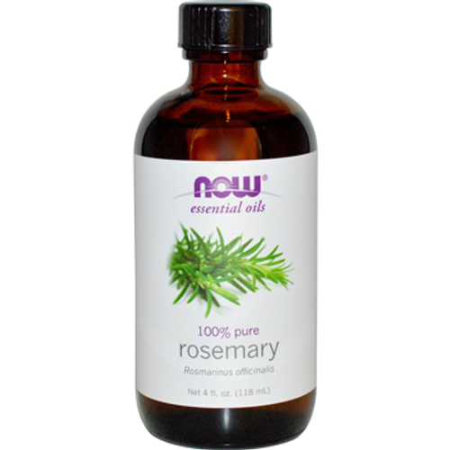 Now: 100% Pure Rosemary Oil (118ml)