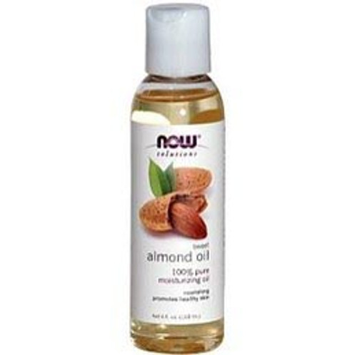 Now: Sweet Almond Oil (118ml)