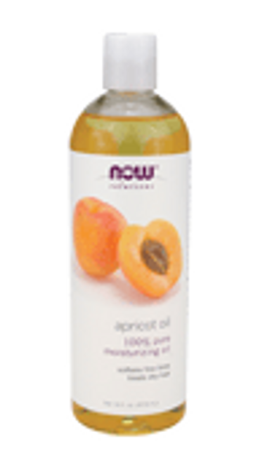 Now: Apricot Oil (473ml)