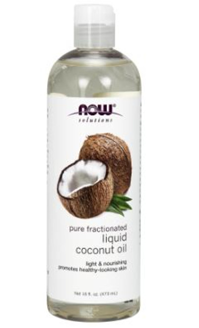 Now: Liquid Coconut Oil (473ml) (bodycare)