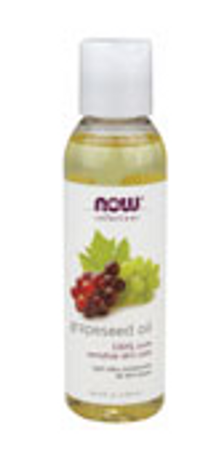 Now: Grapeseed Oil (118ml)