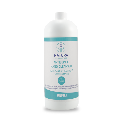 Natura Solutions: Antiseptic Hand Cleanser Refill