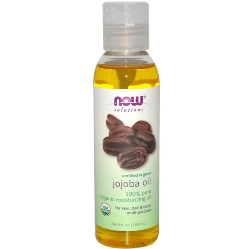 Now: Organic Jojoba Oil (118ml)