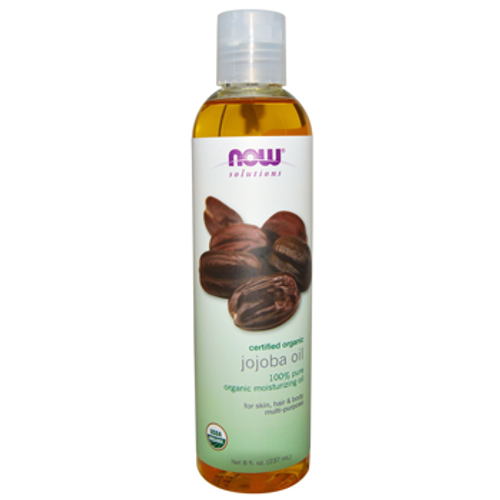 Now: Organic Jojoba Oil (237ml)