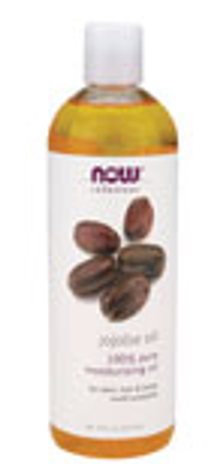 Now: Jojoba Oil (473ml)