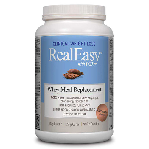 RealEasy w/ PGX Whey Meal Replacement - Chocolate