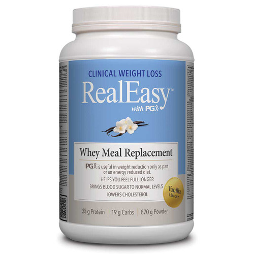 RealEasy w/ PGX Whey Meal Replacement - Vanilla