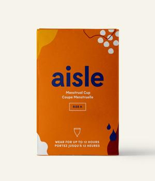 Aisle: Menstrual Cup (size A)