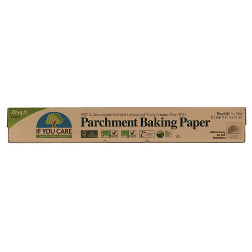 If You Care: Parchment Baking Paper