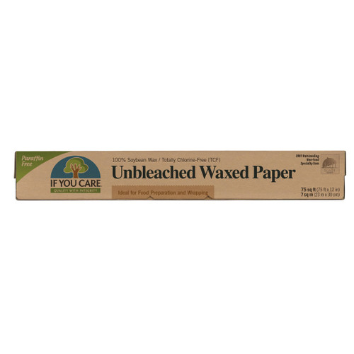 If You Care: Unbleached Waxed Paper