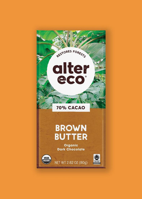 Alter Eco: Brown Butter (80g)