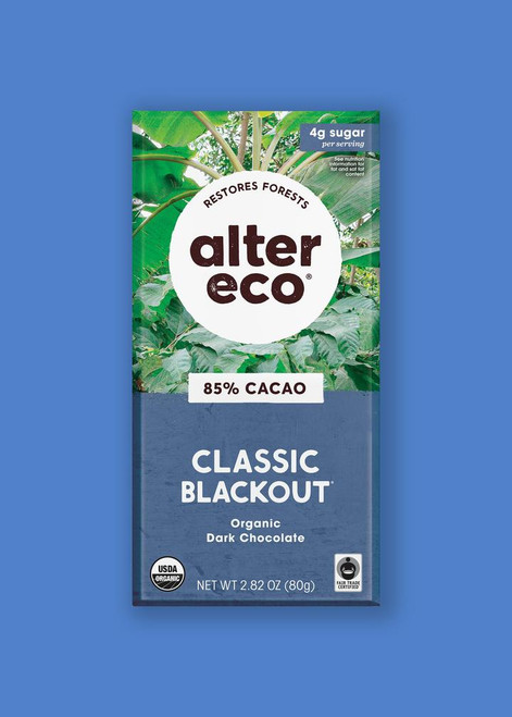 Alter Eco: Classic Blackout (80g)