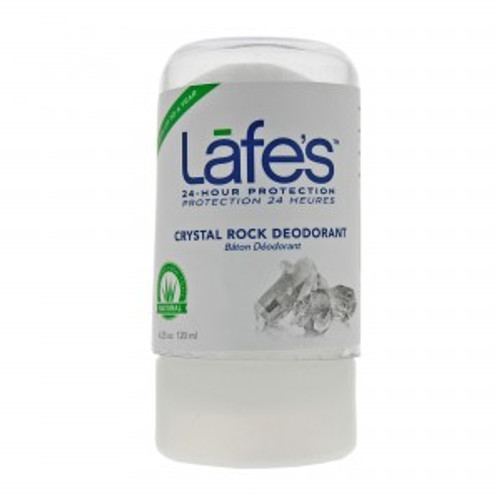 Lafe's: Crystal Rock Deodorant (120ml)