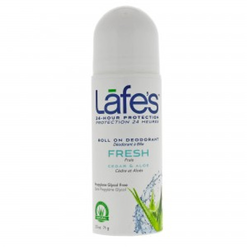 Lafe's: Roll-On Deodorant  - Fresh (71g)