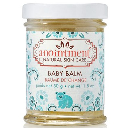 anointment Natural Skin Care: Baby Balm (50g)