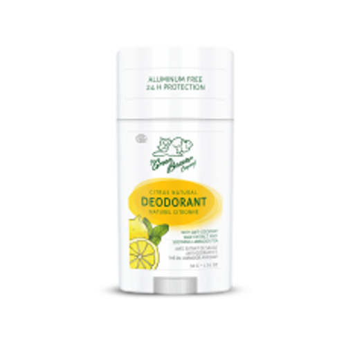The Green Beaver Company: Citrus Natural Deodorant (50g)