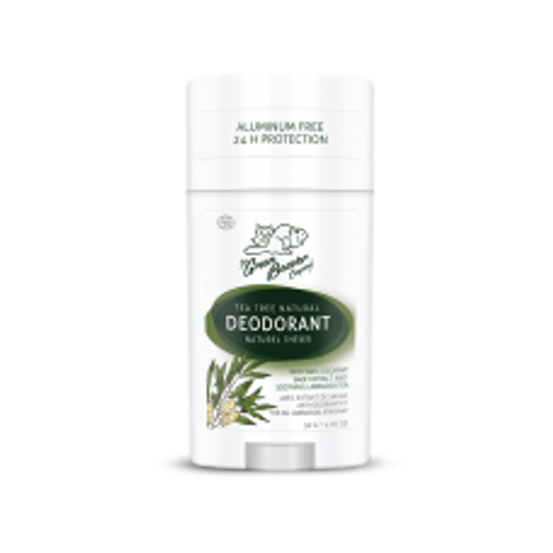 The Green Beaver Company: Tea Tree Natural Deodorant (50g)